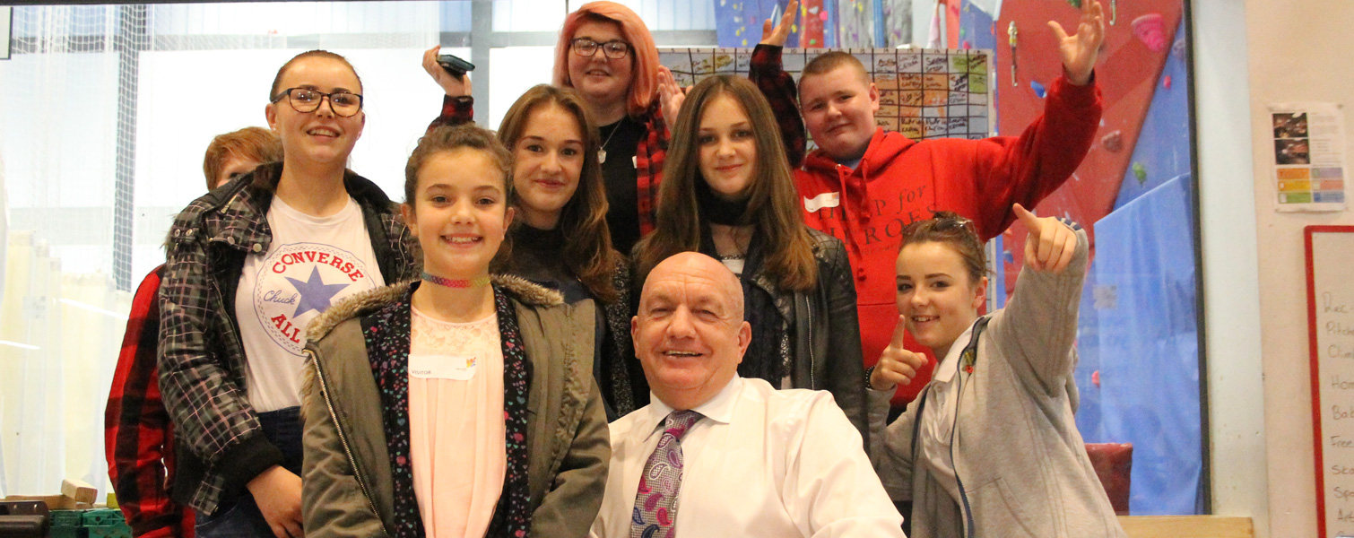 Successful businessman to chair Chorley Youth Zone