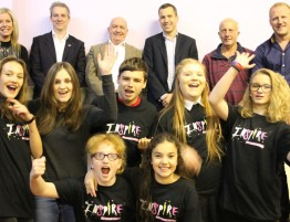 Chorley's young people determine 'Inspire' brand