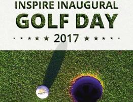 Inspire Inaugural Golf Day