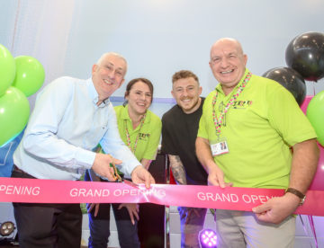 Inspire Youth Zone Chorley Official Opening Day