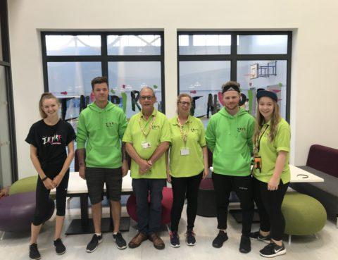 Inspire Youth Zone Volunteers
