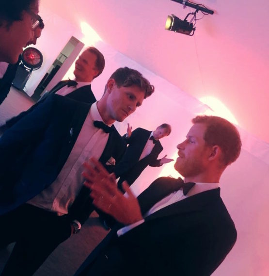 Lancashire Entrepreneur inspired to support young people after Kensington Palace even